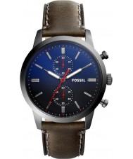 Fossil FS5378 Mens stadsman horloge