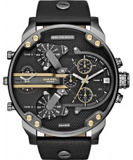 Diesel DZ7348 Mens mr daddy zwarte multifunctionele horloge