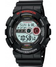 Casio GD-100-1AER Mens G-SHOCK super auto led licht horloge