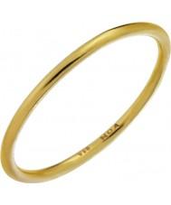 Nordahl Jewellery 125233-52 Dames vergulde vergulde ring - maat L