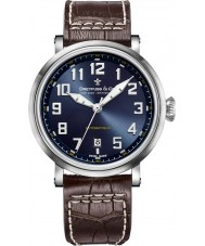 Dreyfuss and Co DGS00153-52 Mens 1924 bruin lederen band horloge