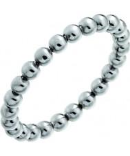 Nordahl Jewellery 125235-54 Dames zilveren ballen ring - de grootte n