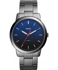 Fossil FS5377 Mannen minimalistische horloge