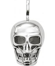 Thomas Sabo PE479-001-12 Mens 925 sterling zilveren schedel hanger