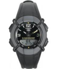 Casio HDC-600-1BVES Collection 10 jaar batterij horloge