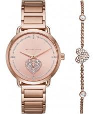 Michael Kors MK3827 Dames portio horloge cadeauset