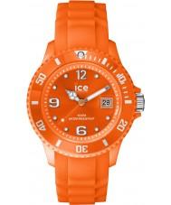 Ice-Watch SI.NOE.U.S.14 Unisex ice-forever trendy neon oranje horloge