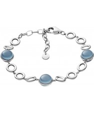 Skagen SKJ1047040 Dames zee glazen armband