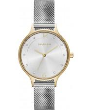 Skagen SKW2340 Ladies anita zilveren mesh band horloge