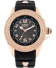 Kyboe SW-40-011-15 Stralend horloge