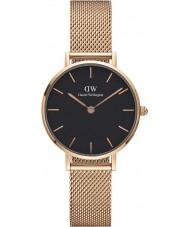 Daniel Wellington DW00100217 Dames klassieke petite melrose 28mm horloge