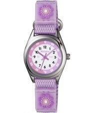 Tikkers TK0120 Meisjes tijd leraar horloge