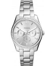 Fossil ES4314 Dames scarlette horloge