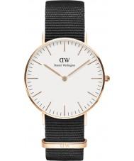 Daniel Wellington DW00100259 Classic cornwall 36mm horloge