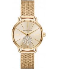 Michael Kors MK3844 Dames portia horloge