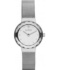 Skagen 456SSS Ladies klassik staalnetwerk horloge