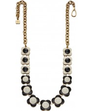 Orla Kiely N4123 Dames madeliefjes ketting