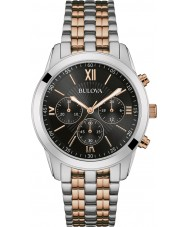 Bulova 98A153 Mens jurk horloge