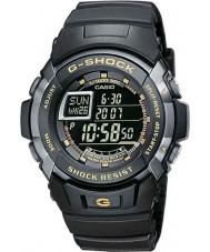 Casio G-7710-1ER Mens G-SHOCK zwarte auto-verlichting horloge