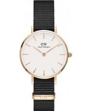Daniel Wellington DW00100251 Dames klassieke petite cornwall 28mm horloge