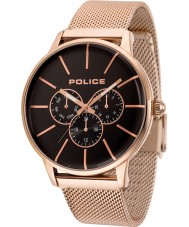 Police 14999JSR-02MM Mens snelle horloge