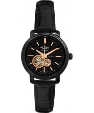 Rotary GS90502-04 Mens les originales jura automatisch horloge
