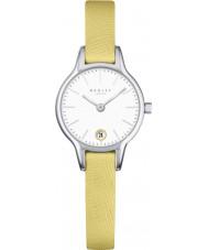 Radley RY2381 Dames lange acre riet lederen band horloge