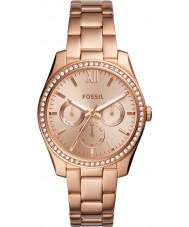 Fossil ES4315 Dames scarlette horloge