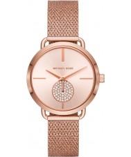 Michael Kors MK3845 Dames portia horloge