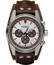 Fossil CH2565 Mens trend sport chronograaf horloge