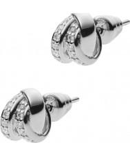 Emporio Armani EG3316040 Ladies Stelle sterling zilveren oorbellen