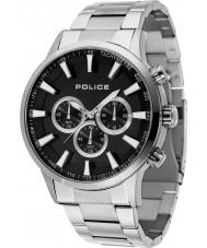 Police 15000JS-02M Mens momentum horloge
