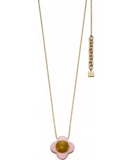 Orla Kiely N4125 Dames madeliefjes ketting