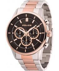 Police 15001JSTR-02M Mens rush horloge