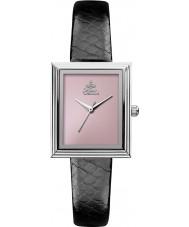 Vivienne Westwood VV115PKBK Dames berkley sqaure horloge