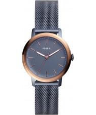 Fossil ES4312 Dames neely horloge