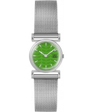 Orla Kiely OK4013 Ladies cecelia zilveren mesh armband horloge