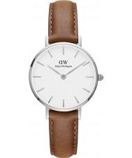 Daniel Wellington DW00100240 Dames klassieke petite durham 28mm horloge