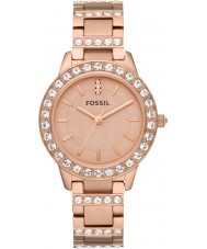 Fossil ES3020 Dames jesse horloge