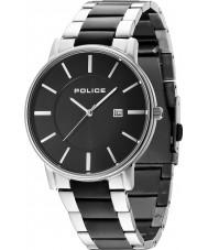 Police 14496JSTU-02M London two tone stalen armband horloge