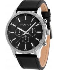 Police 15002JS-02 Mens tempo horloge