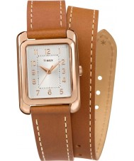Timex TW2R91600 Dames heritage horloge