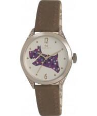 Radley RY2180 Dames bruin lederen band horloge
