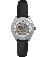 Rotary GS90508-02 Mens les originales jura automatische skelet zilveren horloge