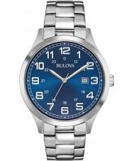 Bulova 96B273 Mens kleding horloge