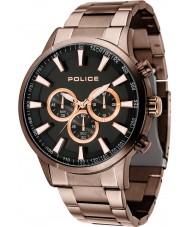 Police 15000JSBN-02M Mens momentum horloge