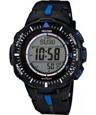 Casio PRG-300-1A2ER Mens pro-treck zwart kunststof band horloge