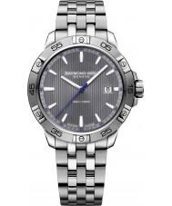 Raymond Weil 8160-ST2-60001 Mens tango zilveren stalen armband horloge