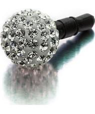 Shimla shimla-charm01 Firerock mobiele telefoon glitterball
