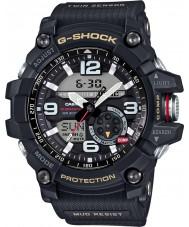 Casio GG-1000-1AER Mens G-shock auto LED verlichting zwart kunststof band horloge